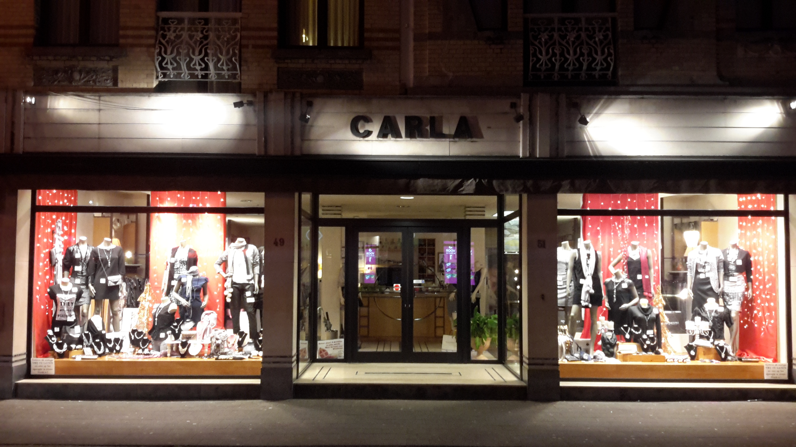 Boetiek CARLA Womenswear - de grootste dameskleding shop in Willebroek