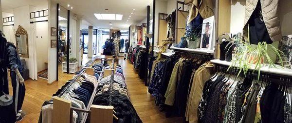 Etalages CARLA Womenswear