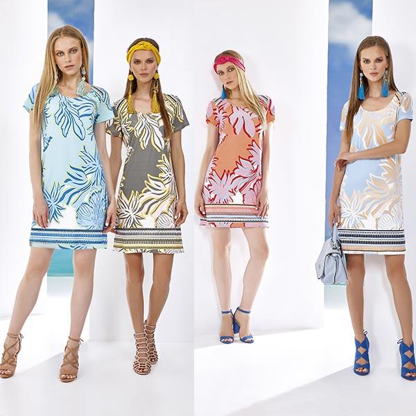 Batida lente en zomer 2018 dameskleding collectie