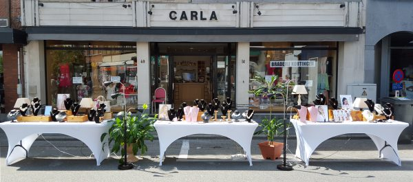 CARLA Womenswear Home