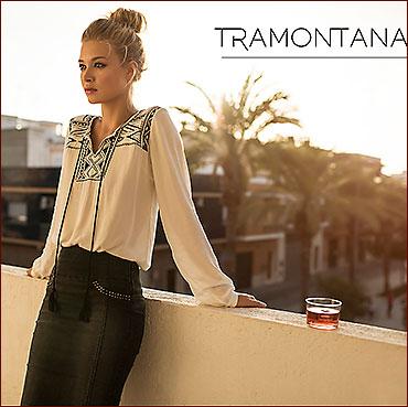 Tramontana collectie lente en zomer 2017