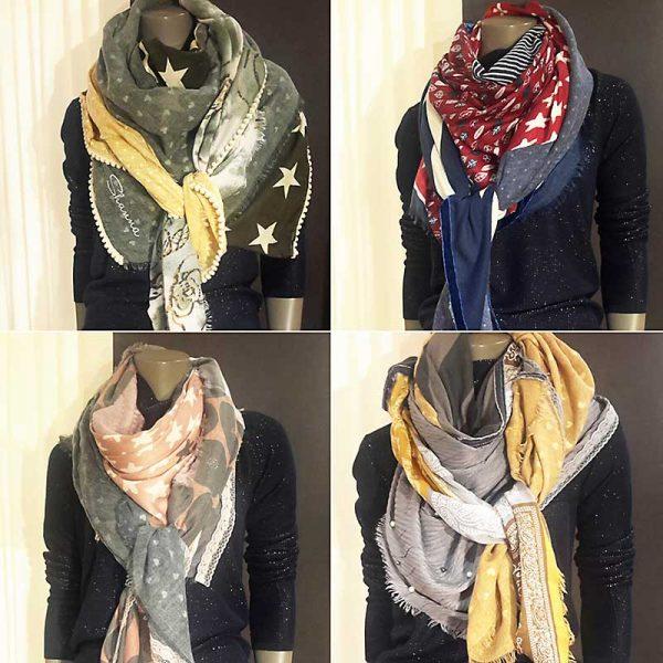 Shanna sjaals