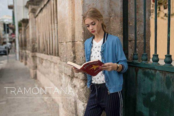 Tramontana collectie lente en zomer 2018