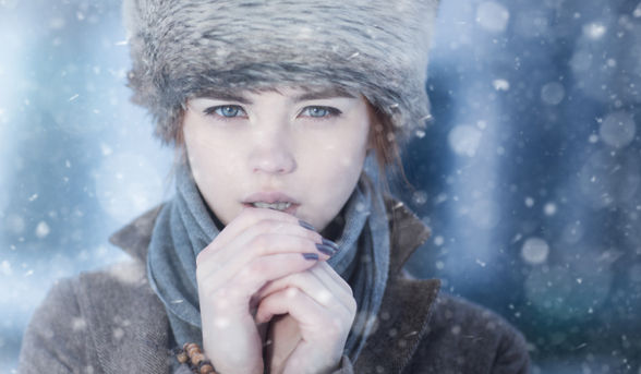 goede kleding bij koud weer