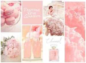 modetrends lente zomer 2016 Pantone quartz roze
