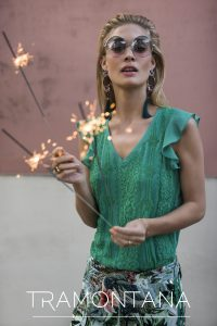 Tramontana: bloes in Arcadiagroen